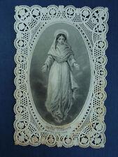 Canivet  Holy Card  Estampa religiosa.   Vierge Clémente.  Félix.