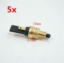 Universal 5pcs 6mm Copper Motorcycle Brake Tail Light Brake Clutch Switch Plug