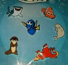 Disney Pins Pixar's Finding Dory Booster Set NEW REDUCED FREE SHIPPING