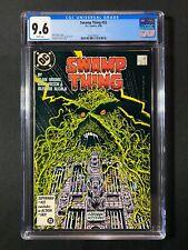 Swamp Thing #52 CGC 9.6 (1986) - Alan Moore story