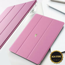 Case For Apple iPad 9.7 2017 / 2018 Smart Shell Stand Cover w/Magnetic Pink