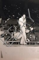 Original Elvis Presley Concert Photo 1974 - Jim Curtin Collection Rare! 089