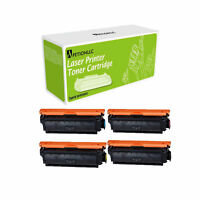 Multipack 040 BK C M Y Compatible Toner Cartridge For Canon ImageCLASS LBP712Cdn