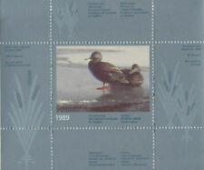1989 Canada Quebec  Wildlife Habitat Conservation  -DQ3    Mint NH