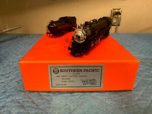 PSC  #3663 HO 2-10-2 F-3 Southern Pacific Lines New in Box.