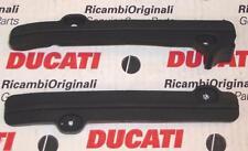 2001 Ducati Hailwood MH900e PAIR swing arm chain rubbing blocks 44710351A / 361A
