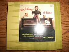 Lambert Hendricks & Ross-Sing A Song of Basie-2001 Verve!