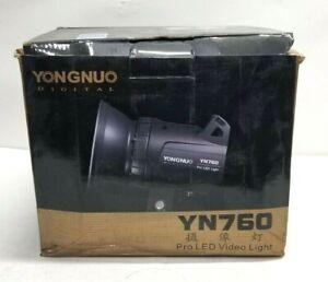 Yongnuo   YN760 Pro LED Video Light   Brand New