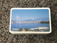 Complete Set Of Playing Cards From Trip To Switzerland 56 Cards inc 4 Jokers
