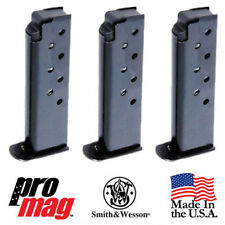ProMag (3 PACK) Smith & Wesson Model 39 9mm 8RD Blue Steel Magazine SMI16