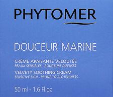 Phytomer Douceur Marine Velvety Soothing Cream 50ml Sensitive Skin Fresh New