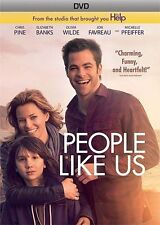 People Like Us (DVD, 2012) - Brand NEW