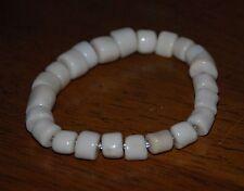 SILPADA - B1512 - Bamboo Coral Stretch Bracelet - SINGLE BRACELET - PLAIN - RET