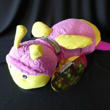ZOOBIES FLICKER THE FIREFLY LOVEY SECURITY BLANKET PET RARE NEW NWT
