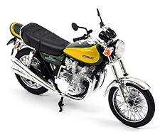 KAWASAKI Z900 vert & jaune 1973 1/18