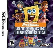 Nicktoons: Attack of the Toybots (Nintendo DS) AUS Seller 30 Day Guarantee