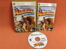 Madagascar Kartz XBOX 360 Game FREE SHIP Complete!