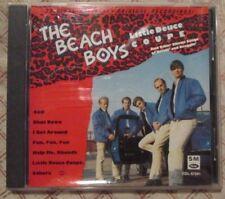 CD The Beach Boys - Little Deuce Coupe (Capitol 1989)