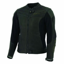 Blousons Richa ajustable en cuir pour motocyclette