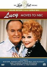 Lucille Ball Specials Lucy Moves to NBC DVD Region 1 030306796796