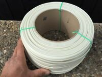 100 meter glass fabric hose  1959 TELEFUNKEN for cable and wire Anode tube amp