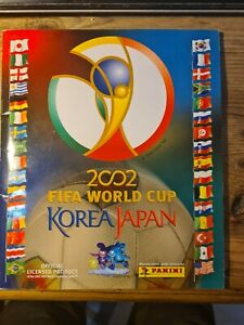 Figurini Panini World Cup Korea/Japan 2002 Complete Book #37