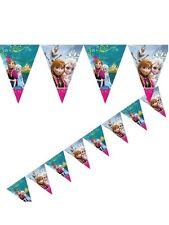 Festone Frozen Anna e Elsa , Arredo Festa Compleanno Disney *04691