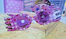 Harry Potter Luna Lovegood pink Spectre Specs Glasses ⚡💮 NEW and Exclusive! 💮⚡