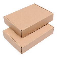 250-100x Mailing Box 200x140x40mm Shipping Carton Light Strong for Accessories