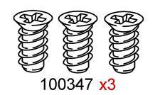 3x IKEA Spares tiroir charnière vis 100347 Stall Hemnes