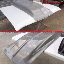 HK - HT - HG 4 INCH REVERSE COWL BONNET SCOOP WITH FACTORY BONNET LINES