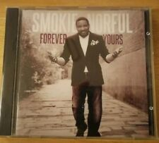 SMOKIE NORFUL. -   FOREVER YOURS. -  RARE INDIE R&B CD