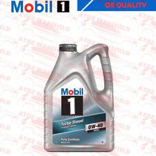 Aceites de motor sintéticos Mobil multigrado para vehículos