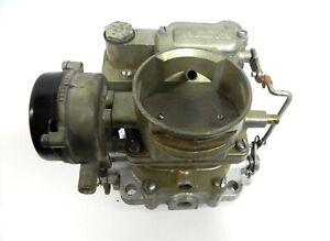 1954  Oldsmobile Vintage Carter WGD 2BBL Rebuilt Carburetor # 2058 Nice