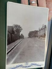 DALRY AYRSHIRE SUPERB ORIGINAL CABINET PHOTOGRAPH -ANDERSON S