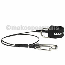 Freediving Freedive Lanyard - Stainless Steel