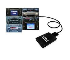 USB SD MP3 Adaptador AUX Audi A2 A3 A4 A6 A8 TT Cambiador de CD