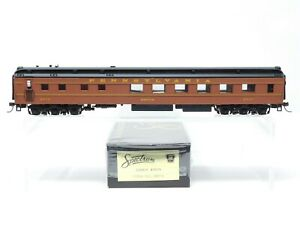 HO Scale Bachmann 89014 PRR Pennsylvania Diner Passenger Car #8019