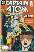 Captain Atom #14 : Vintage DC Comic : April 1988