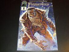 Frankenstein #1 Dead Dog Comics 1st print Monster Mayhem Series