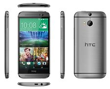 Openbox New HTC One M8 - 32GB Gunmetal Gray (AT&T) GSM Unlocked (For Windows).