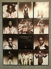 """Earth Wind & Fire - All 'N All Poster - 30"""" x 40"""""""