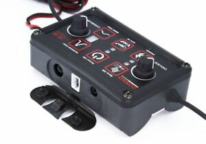 Gegensprechanlage Verstärker IC-10, Rosso, Stilo kompatibel, Intercom, Rallye,