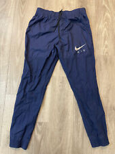 "Nike Air Slim Fit Pants Men's Medium Waterproof Material, Button Fly Inseam 28"""