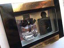 Mini Black Opium & Mon Paris Duo Yves Saint Laurent Sample Travel Gift Set  YSL