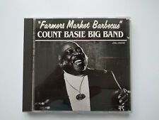 Count Basie - Farmers Market Barbecue - Japanese Import - cd -1982 Pablo Records