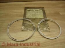 Metric Seals 2107.013.01 Teflon Back Up Ring (Pack of 2)