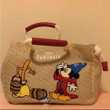 Rare D23 Fantasia Mickey collaboration Tote Bag Samantha Thavasa Deluxe Limited
