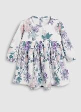 BNWT NEXT Baby Girl Floral Dress Size 9-12 Months