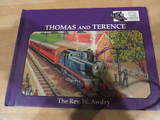 Thomas The Tank Engine Rev W Awdry Book Club Edition thomas and terrence